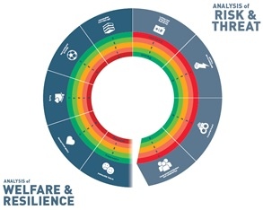 Analysis of risk and threat
